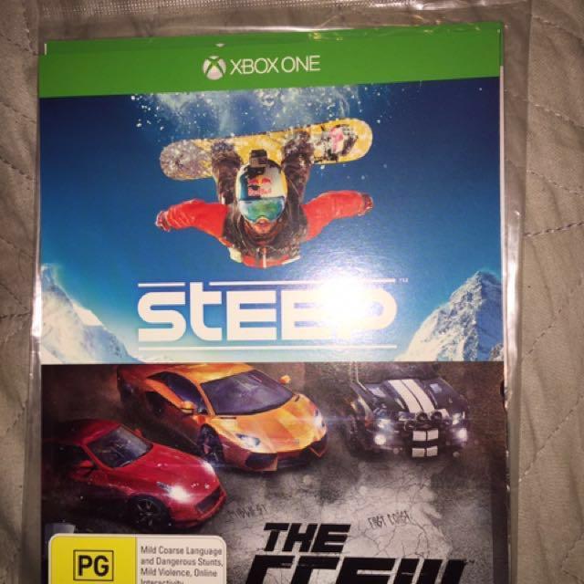 Steep & The Crew