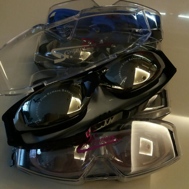 Swimming Goggles For Sale Only