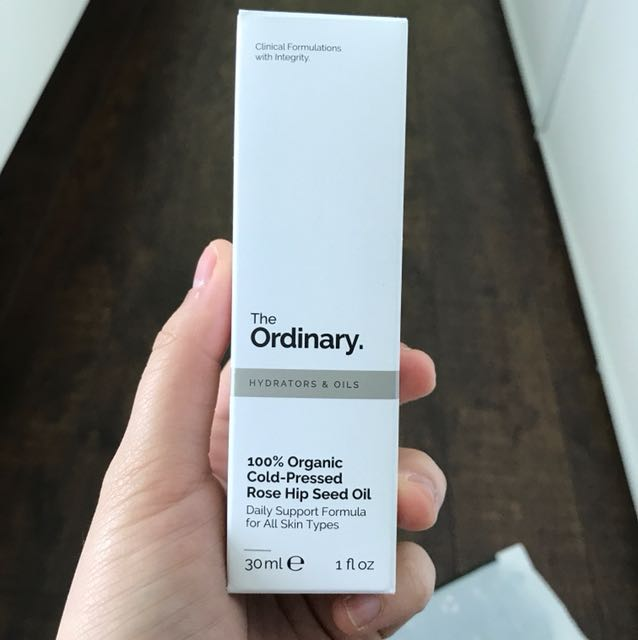 The ordinary oil