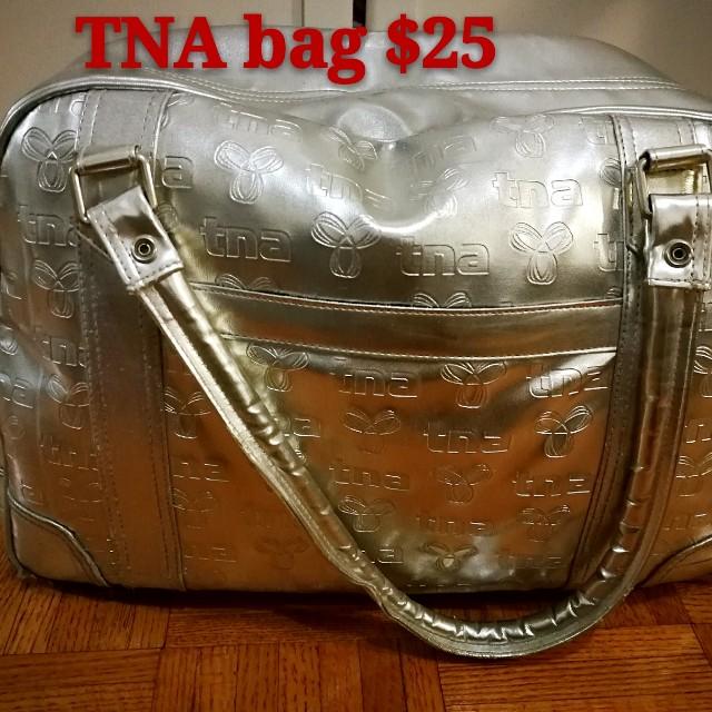 TNA shoulder bag