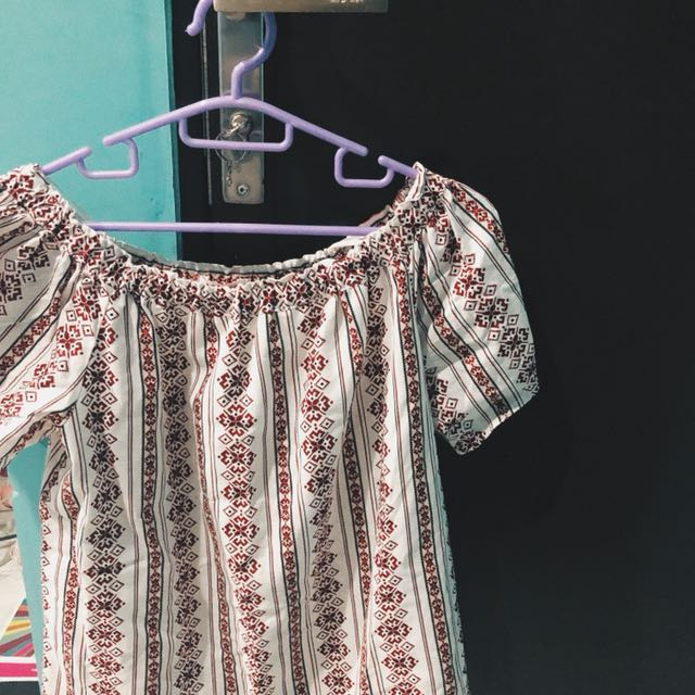 Tribal Top Colorbox