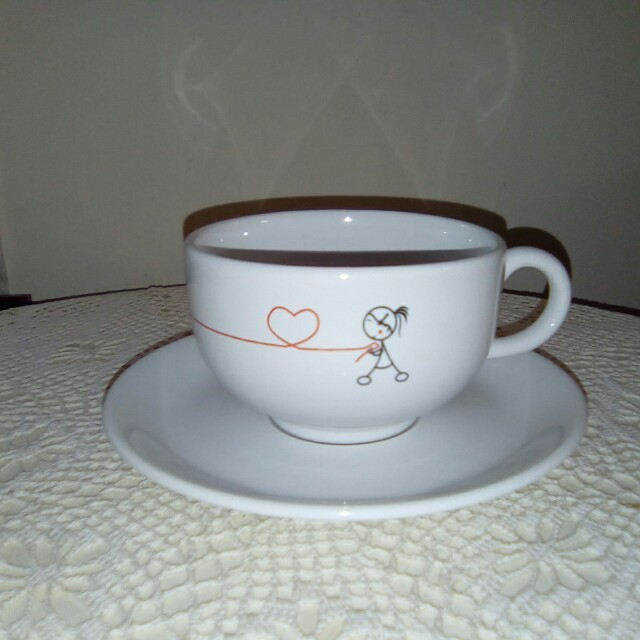 Twinings Cup & Saucer
