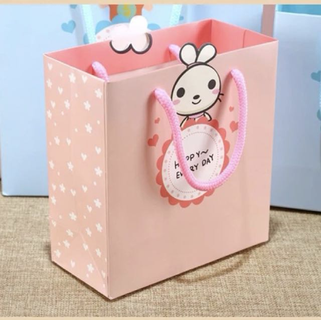 Valentine's day cute gift bag