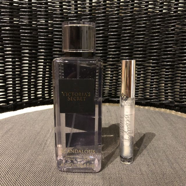 Vs Victoria secret 香水