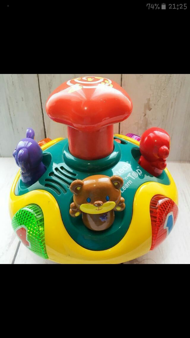 Vtech Spin and Learn TOP