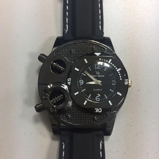 W018 Moys V8 watch