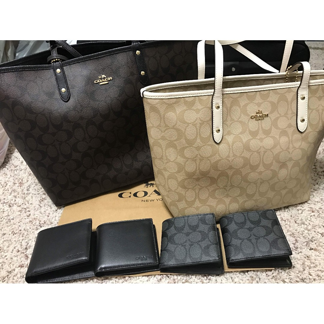 a748d7de6 where to buy coach tote bag reversible a0123 b212c