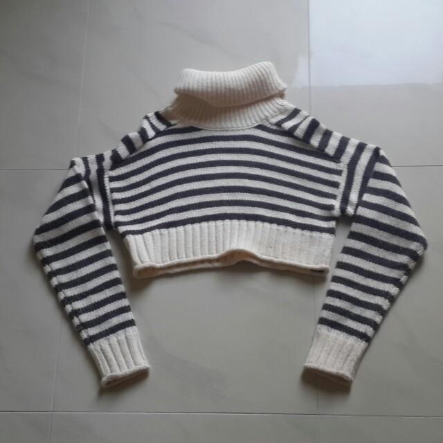 Zara knit sweater BNWT