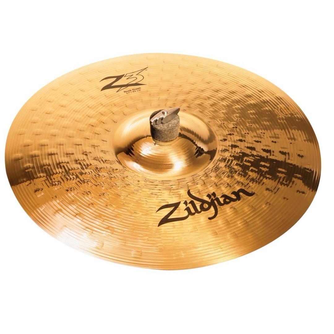 "Zildjian Z3 17"" Rock Crash"