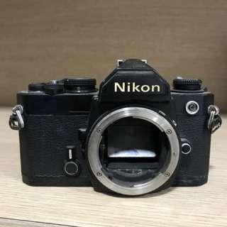Vintage Camera Nikon