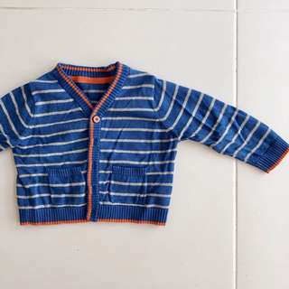 As good as new Mothercare baby jacket / cardigan