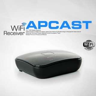 Apcast Smart Phone Mirroring