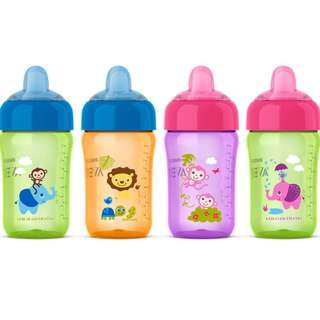 12oz Philips Avent Sippy Spout Cup, 12m+ (1 pc, Loose Pack)