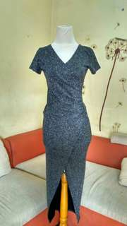 Dress Cantik glitter
