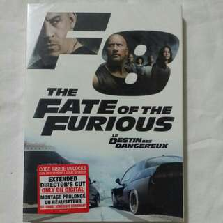 [Movie Empire] Fast & Furious 8 - The Fate Of The Furious Movie DVD