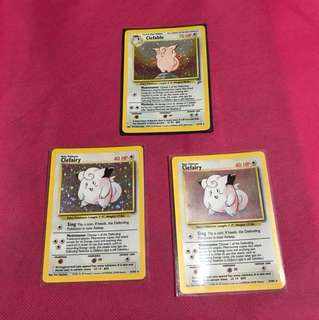 Pokemon - foil rare