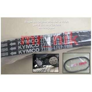 ME250 Modenas Elegan 250 CVT Belt / Drive Belt / V-Belt