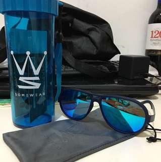 黃又南自家品牌 SOMEWEAR 太陽眼鏡