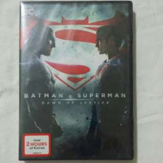[Movie Empire] Batman vs Superman - Dawn Of Justice Movie DVD