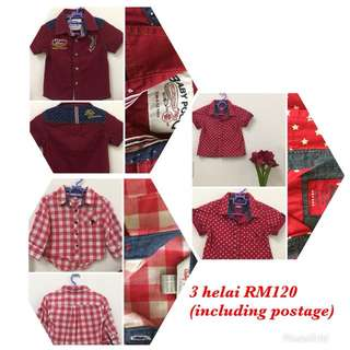 Boy Shirt (Poney & Polo)