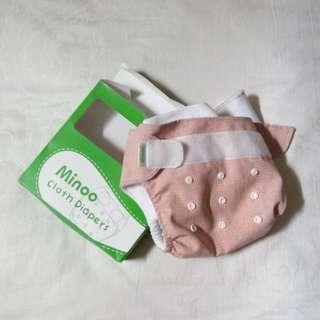 Minoo cloth diapers