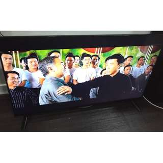 49 inch Smart 4K television
