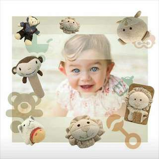 Organic cotton baby products