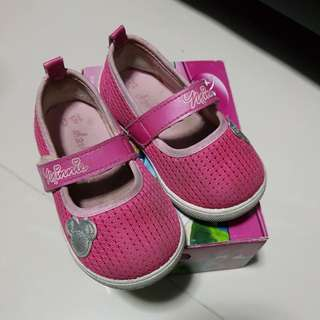 Baby Girl Shoes (Disney Minnie)