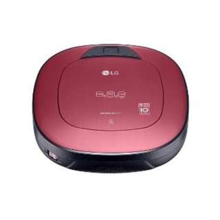 LG ROBOTIC VACUUM CLEANER VR6540LV RED With 1 Year Local (Singapore) Manufacturer Warranty. S$699.