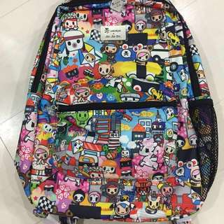 BNWT Jujube Be Packed Sushi Cars
