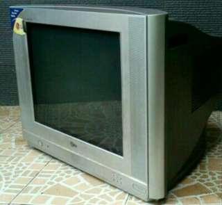 TV flat 21 merk LG