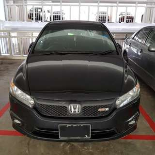 Honda Stream RSZ 2.0, MPV, 7 seater(including driver) for rent for local usage and JB usage only. P-Plate welcome!
