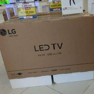 2018 Ganti TV mu dengan LG 32Inc Cash Back Bisa Kredit Byar Angsuran Bulan Depan😱