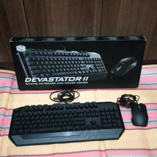 CM Devastator 2 Keyboard and Mouse Combo