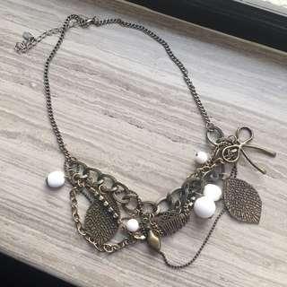 頸鏈 necklace
