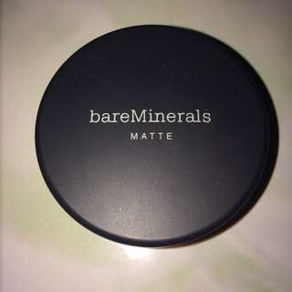 Bare minerals Matte mineral foundation