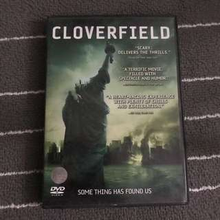 Cloverfield Movie DVD