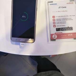Akhirnya Punya Samsung J7 Core Belinya Dicicil Tanpa Kartu Kredit