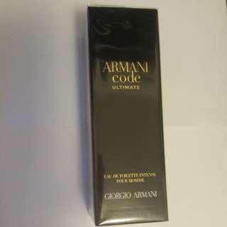 Armani 男士香水