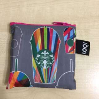 Loqi Bag Starbucks