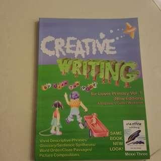 Lower primary creative writing