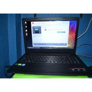 Lenovo Ideapad 100 5th Gen Intel Core i3 Nvidia Graphics 15 Inches
