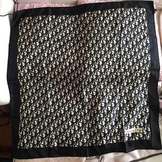 Christian Dior Classic Silk Scarf