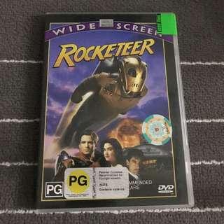 The Rocketeer Movie DVD