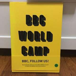 BLOCK B BBC WORLD CAMP