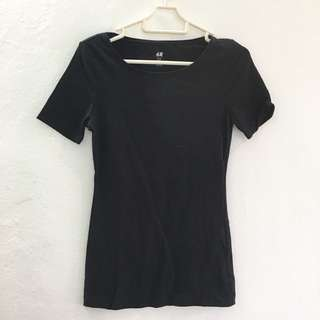 Super stretchable Basic Tee