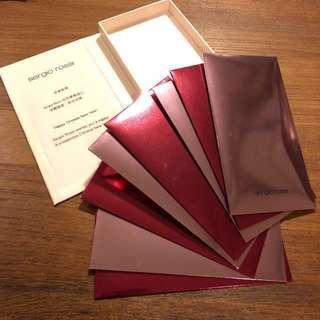 SERGIO ROSSI VIP RED POCKET SET 利是封 8個 RED PACKET / RED ENVELOPES / 紅包