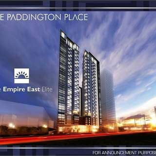Condo in Mandaluyong near Edsa Shangri LA The Paddington Place