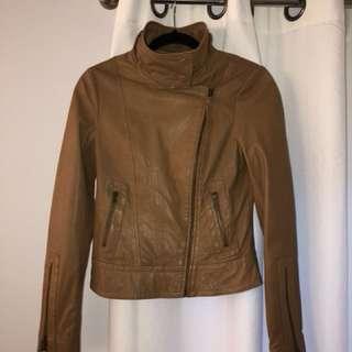 Mackage  leather jacket size xsmall