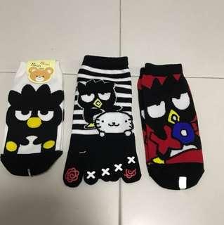 Bad Badtz Maru socks